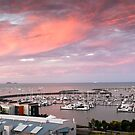Afterglow- Airlie Beach by Tim Wootton