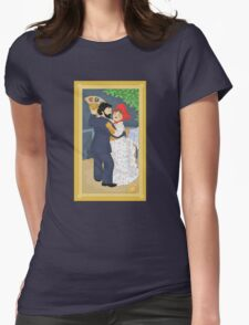 Dance in the country by Renoir T-Shirt