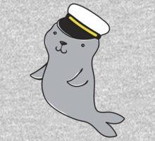 Skipper Seal One Piece - Long Sleeve