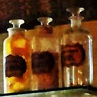 Apothecary Bottles by Susan Savad