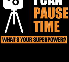 i can pause time what's your superpower by trendz