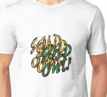 Sold out! - multi green Unisex T-Shirt