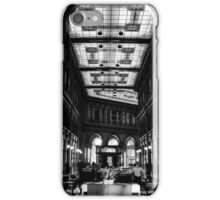 Rome - Alberto Sordi gallery  iPhone Case/Skin