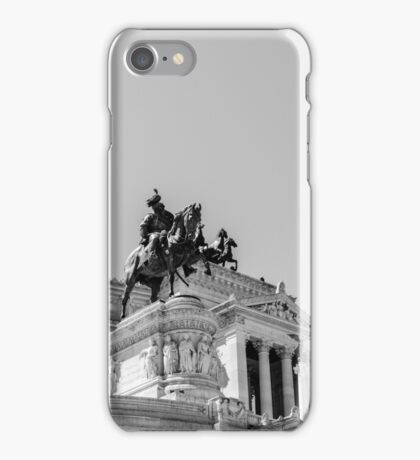 Rome, Altar of the Fatherland  iPhone Case/Skin