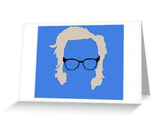 Asimov Greeting Card