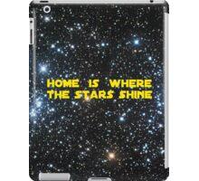 Home is Never That Far Far Away iPad Case/Skin
