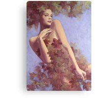 Fall...in Love.... Canvas Print