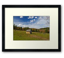 Sonny's Pasture Framed Print