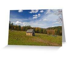 Sonny's Pasture Greeting Card