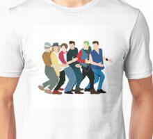 McBusted, minimalist Unisex T-Shirt