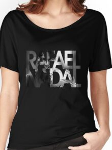 rafael nadal tshirt Women's Relaxed Fit T-Shirt