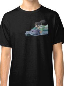 Chihiro meets Falcor Classic T-Shirt