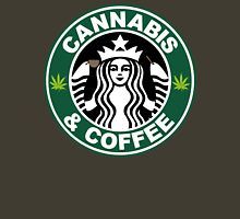 Cannabis and Coffee Unisex T-Shirt
