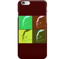 Warhol Xenomoporh iPhone Case/Skin