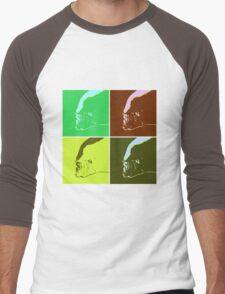 Warhol Xenomoporh Men's Baseball ¾ T-Shirt