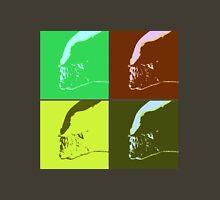 Warhol Xenomoporh Unisex T-Shirt