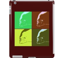 Warhol Xenomoporh iPad Case/Skin