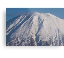 Mount Yotei - Peak Metal Print