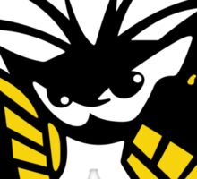 Anderson Silva The Spider Sticker