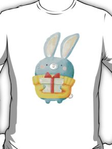 Cute Christmas Bunny T-Shirt
