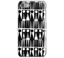 Black And White Iphone Case iPhone Case/Skin
