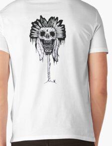 Voodoo Mens V-Neck T-Shirt