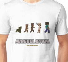 Minecraft - Minevolution Unisex T-Shirt
