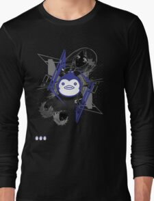 Mawaru PenguinDrum T-shirt Long Sleeve T-Shirt