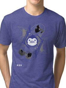 Mawaru PenguinDrum T-shirt Tri-blend T-Shirt