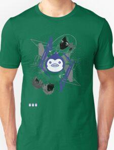 Mawaru PenguinDrum T-shirt Unisex T-Shirt