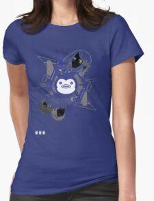 Mawaru PenguinDrum T-shirt Womens Fitted T-Shirt