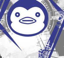 Mawaru PenguinDrum T-shirt Sticker