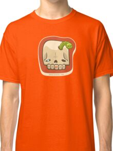 Dead Meat Skullworm Classic T-Shirt