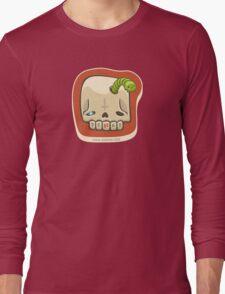 Dead Meat Skullworm Long Sleeve T-Shirt