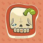 Dead Meat Skullworm by dead82