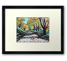 'This Glorious Day' (Bass Lake) Framed Print