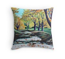 'This Glorious Day' (Bass Lake) Throw Pillow