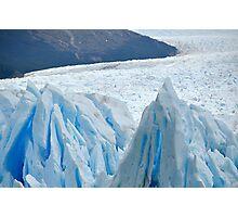 Glacial Beauty Photographic Print
