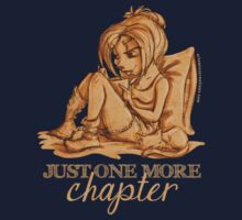 Just one more chapter... One Piece - Long Sleeve