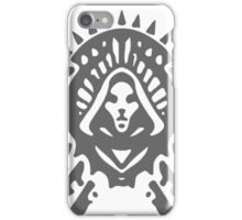 "Batman Arkham City ""Zsasz Neck Tattoo"" iPhone Case/Skin"