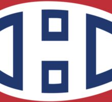 Canadiens Sticker