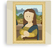 Gioconda by Leonardo Da Vinci Canvas Print
