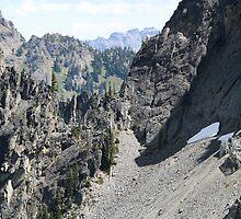 Sourdough Ridge by Dave Davis