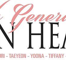 Lion Heart - Girls Generation by drdv02