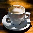 La passion … Cup, Saucer & Spoon by RatManDude