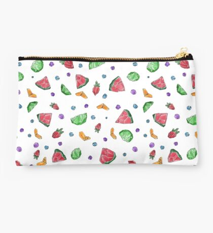 Crystal Fruit Salad - Pattern Studio Pouch
