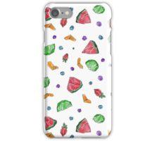 Crystal Fruit Salad - Pattern iPhone Case/Skin