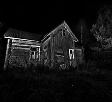 House Of Ghosts II by SunDwn
