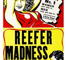 Reefer Madness Vintage by Vintage Designs