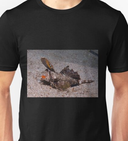 Orange-and-Black Dragonet, North Sulawesi, Indonesia Unisex T-Shirt